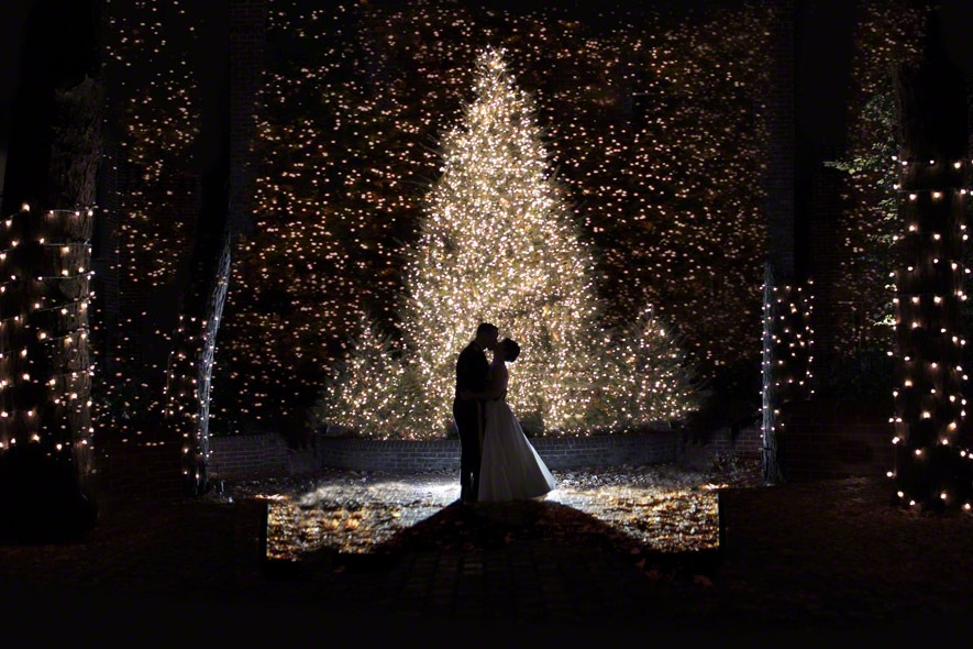 Weddings during Christmas Season