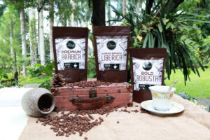 COFFEE BEANS: CHOOSE YOUR FIGHTER (ARABICA, ROBUSTA OR LIBERICA)